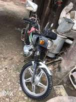 Motorbike for sell.