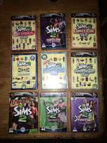 The Sims 2 Games