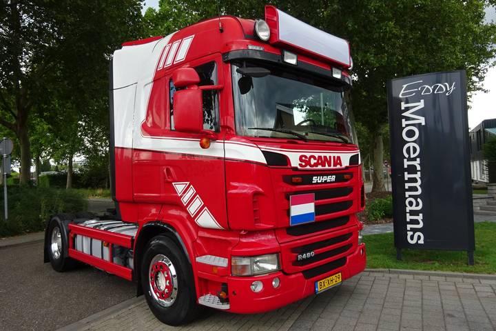 Scania R480 Highline - 2011