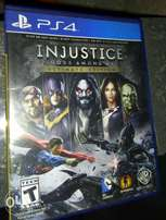 Injustice:Gods Among Us for PS4
