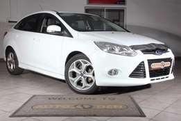 2013 Ford Focus 2.0 TDCi Trend Powershift
