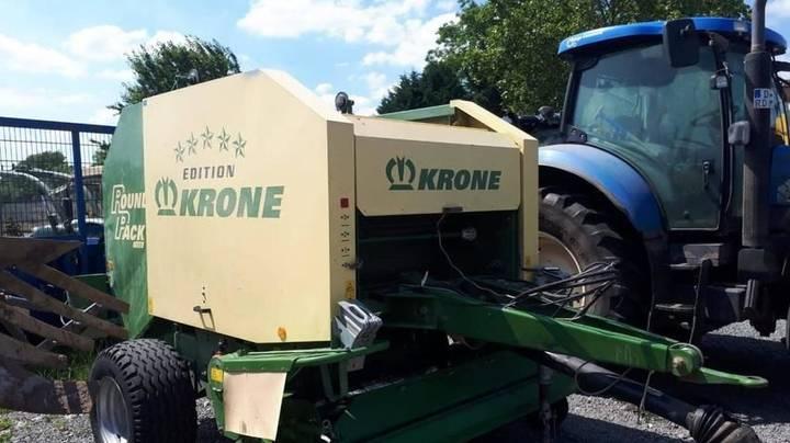 Krone roundpack 1550 - 2010
