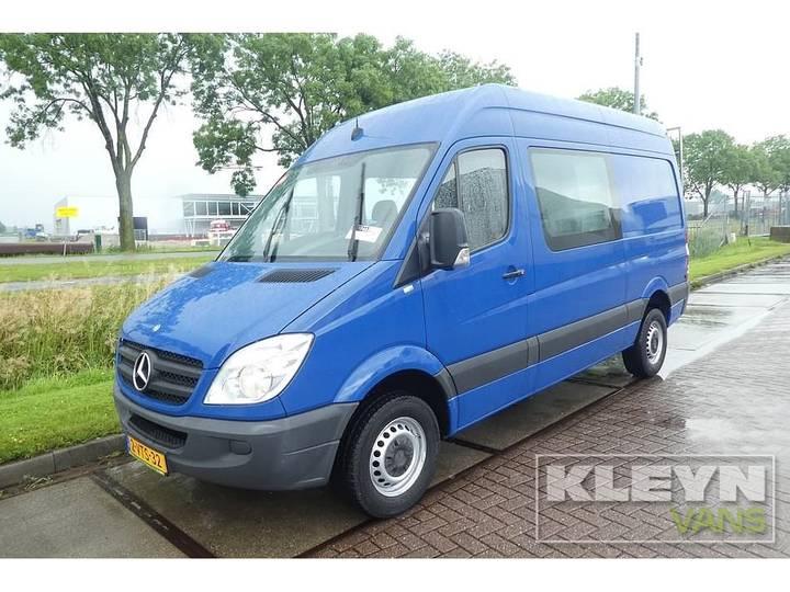 Mercedes-Benz SPRINTE 316 CDI dc ac 3500kg trekhaa - 2012