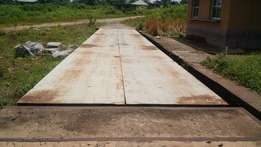 100 Tons Electronic Weighbridge (18 metres)