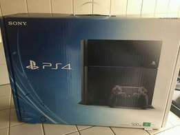 Sony PS4 500gb brand new not negotiable R4000 contact urgent sale