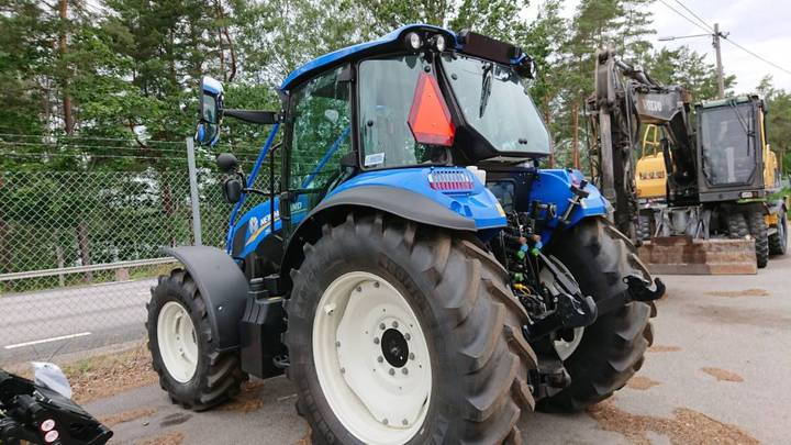 New Holland T 5.105 Ps - 2018