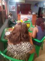 Established Restaurant at Oyemekun College Road, Ogba For Sale