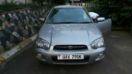 Subaru modal 2006 available for sale at 17millions