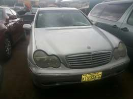 02 benz c class for sale