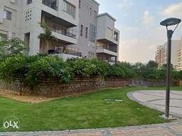Cairo festival city - Ground Apartment for sale with attractive price