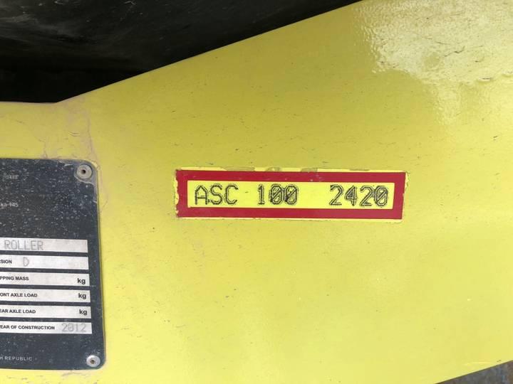 Ammann ASC100D - 2012 - image 8