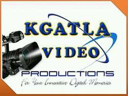 Video and Photos for Weddings and Parties