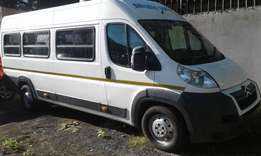 Citreon Transport Bus Start Your Business 2015 Model
