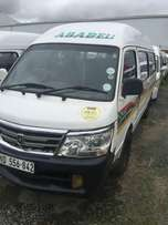 Mini bus Taxi's for sale at wholesale prices to the public