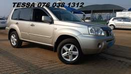 2006 Nissan X-trail 2.2 D SE 4WD Great condition! 3 In stock Bargain
