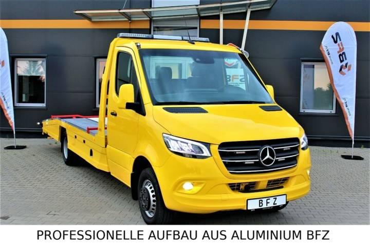Mercedes-Benz Sprinter 319 V6 Luftfederung Led Navi BFZ ® - 2019