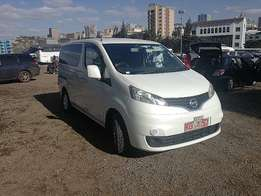 Nissan Vanette with Japan seats