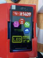 Brand New itel 1409. Sealed & Boxed. Free Doorstep Delivery. 4499/=