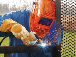 Do you need a Welder, Iron Bending