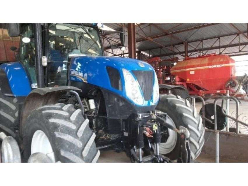 New Holland T7.250 Sw - 2014