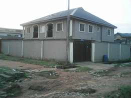 A Block of 4 2 bedroom flats for sale