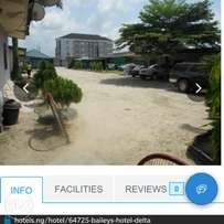 Hotel at Airport Junction in Warri for Lease