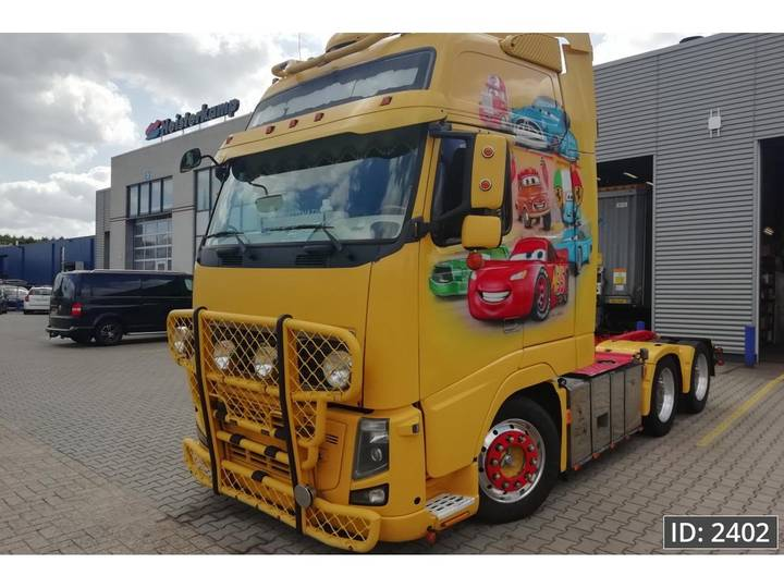 Volvo FH13 520 Globetrotter XL, Euro 4 - 2007