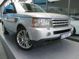 2009 Landrover Range Rover sport Super Charged