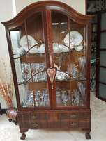 Imbuia and Rosewood Cabinets for sale