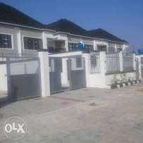 4 BEdroom Semi Detach Duplex with bq for sale at Agungi, Lekki