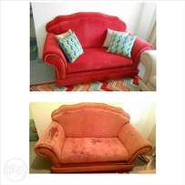 Give your old sofa a new look