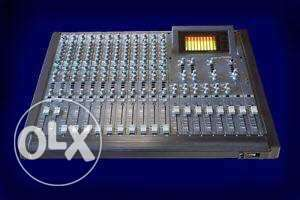 audio studio mixer