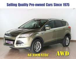 # 2794 Ford Kuga 2.0 Tdci Trend Awd Powershift