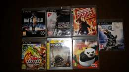Take all ps3 games for R400