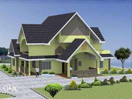 Six bedroom House for sale at secure phase 5 estate Greenspan