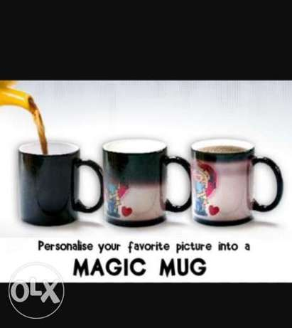 Magic mug printing with your loved ones pictures Nairobi CBD - image 4