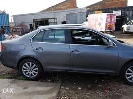 Volkswagen Jetta 2008 non Runner can be used for spares