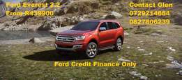 Ford Everest Specials