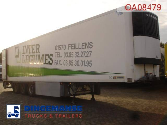 Lamberet / Carrier Frigo box 90 m3 - 1998