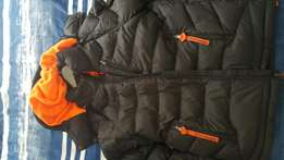 Superdry Scuba mens coat, worn once