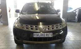 2006 nissan murano for sell R120000
