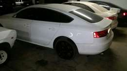 Audi A5 Quattro Sport back Stripping for Spares
