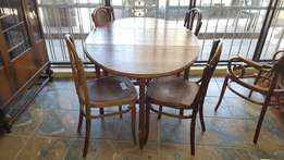 4 x Bentwood Chairs