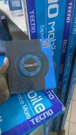 Tecno c9 plus ( 32GB internal storage, 3GB Ram, 4G) Nairobi CBD - image 2