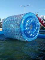 water roller and pool for hire