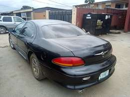 First Grade Nigerian Used Chrysler Executive Cruiser for sale