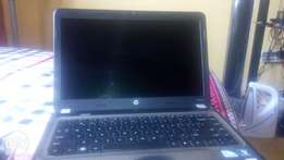 Few months old HP pavlion G4 laptop forsale