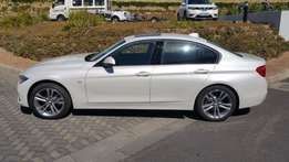 2016 BMW 320d Sportline with 4000km for only R 485 000.00