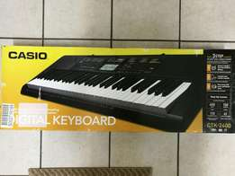 Brand new Casio CTK-2400 Keyboard!!