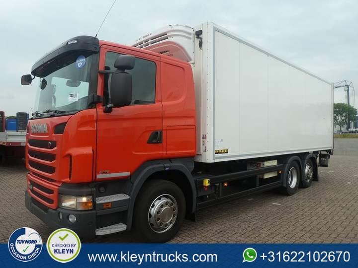 Scania G440 6x2*4 - 2012